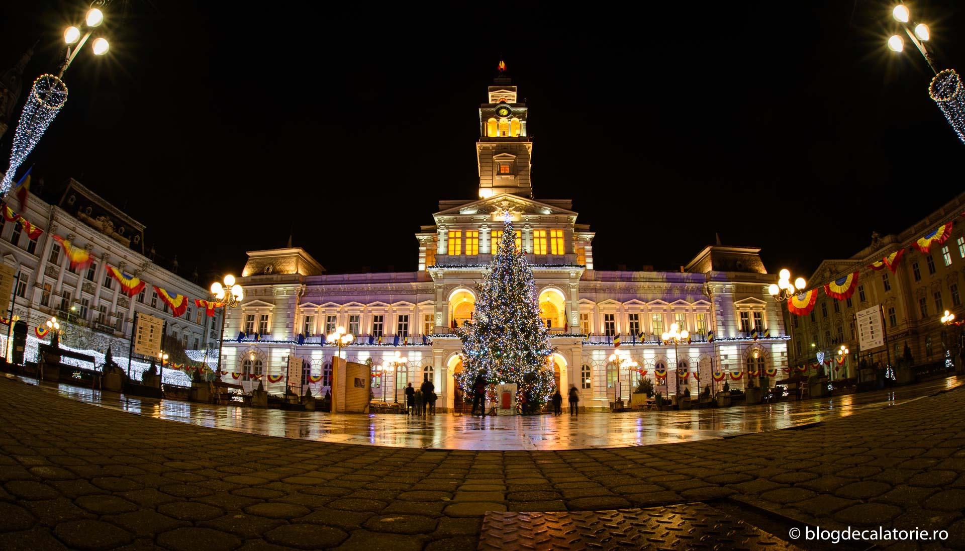 Targul de Iarna din Arad